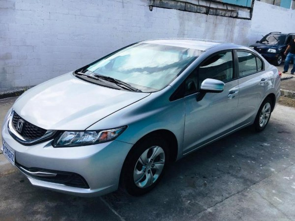 HONDA CIVIC LX M.2014