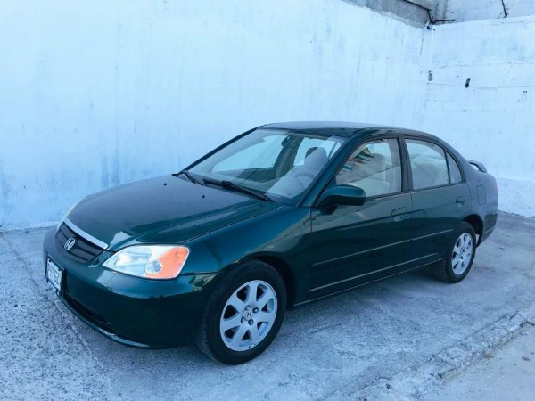 HONDA CIVIC LX M.2001