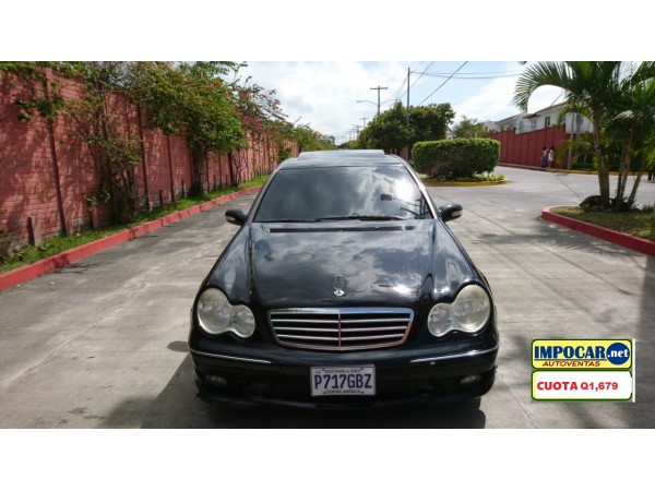 MERCEDES BENZ C230 KOMPRESSOR M.2005