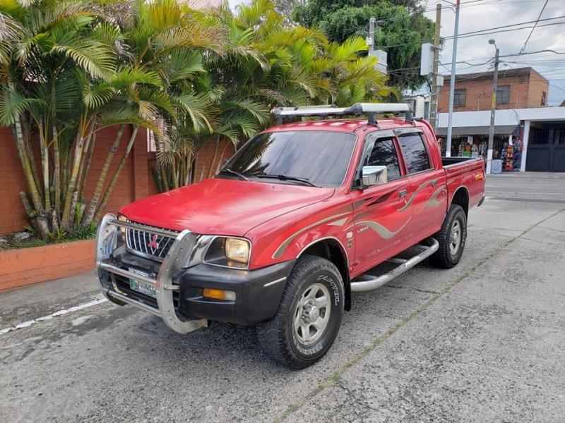 Compro Mitsubishi L200 En Guatemala Mitsubishi L200 De Agencia M 2003