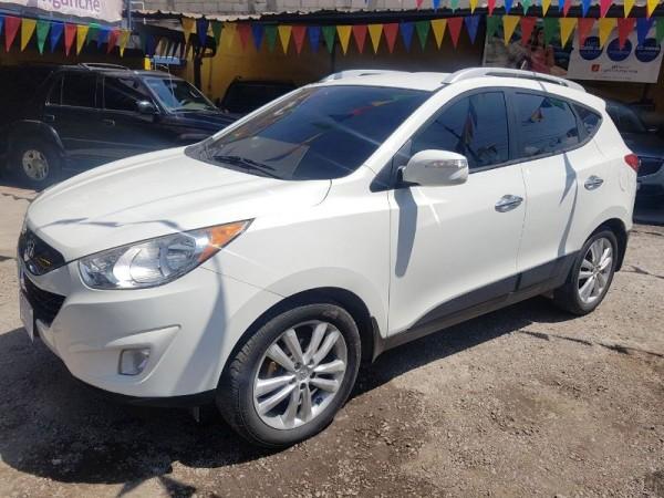 Hyundai Tucson Limited M.2011