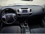 TOYOTA HILUX SRV 4X4 M.2012 DE AGENCIA