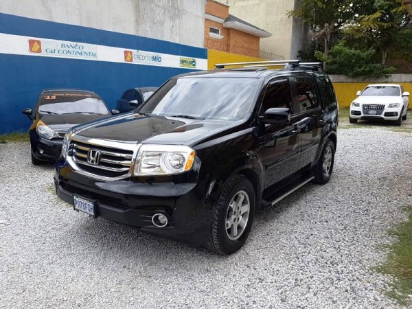 HONDA PILOT EX-L 4WD M.2014 DE AGENCIA