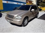 MERCEDES BENZ ML 320 DE AGENCIA M.2001