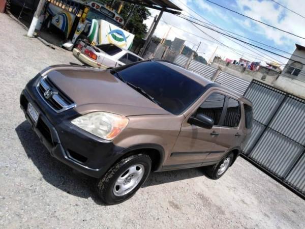 HONDA CRV LX M.2002