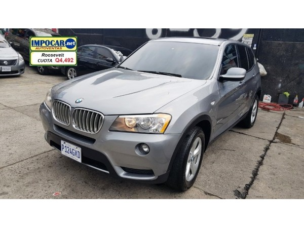 BMW X3 XDRIVE 28I AWD M.2011