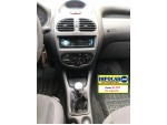 PEUGEOT 206 ONELINE HDI M. 2008 AGENCIA